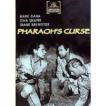 Pharaoh's Curse (1957) [DVD] USA import