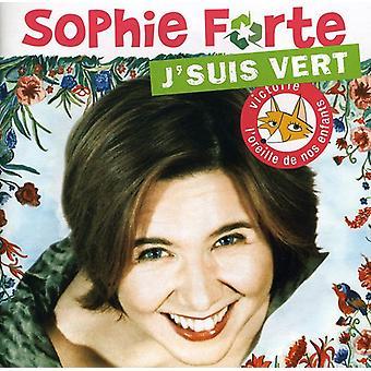 Sophie Forte - importación de Estados Unidos J'Suis Vert [CD]