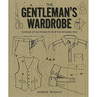 Guild Of Master Craftsman Books-The Gentleman's Wardrobe GU-87478