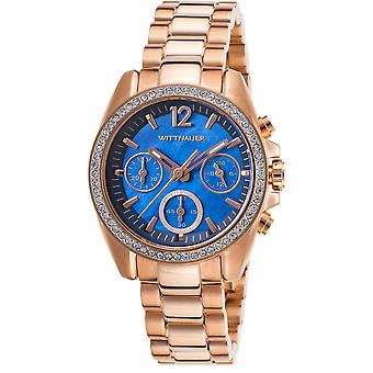 Wittnauer Lucy Chronograph Rose Gold-Tone Ladies Watch WN4041