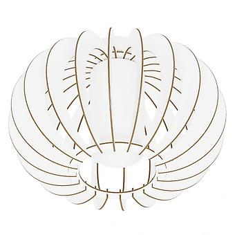 Eglo Stellato Open Ball Ceiling Light White