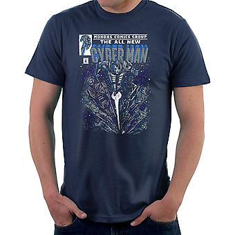 CYBERMAN Doctor Who klassieke komische T-Shirt voor mannen
