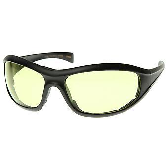 Duży, jazda obiektyw wyściełane gogle okulary ochronne okulary bezpieczeństwa, Active, Sport