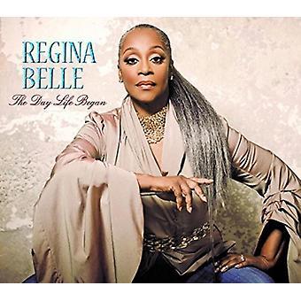 Regina Belle - dag liv började [CD] USA import