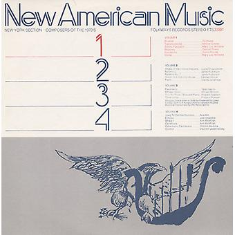 Nuova musica americana - Vol. 1-New American Music [CD] USA importare