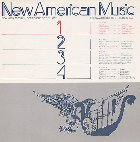 New American Music - Vol. 1-New American Music [CD] USA import