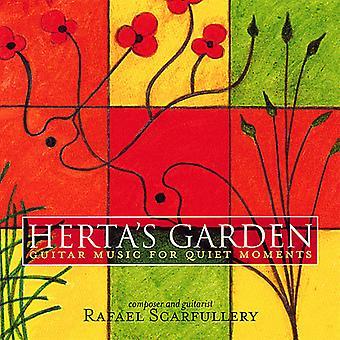 Rafael Scarfullery - Herta's Garden [CD] USA import