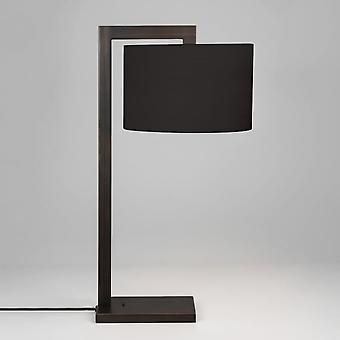 Astro Ravello Table Light Switched Bronze (painted)