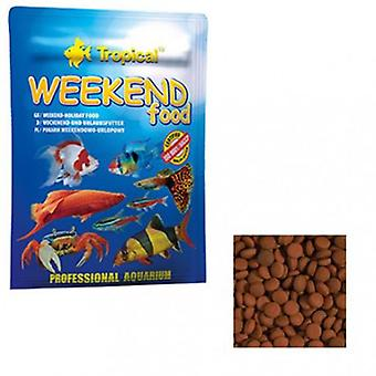 Tropical Weekend Food Over-20gr 24 Tablets