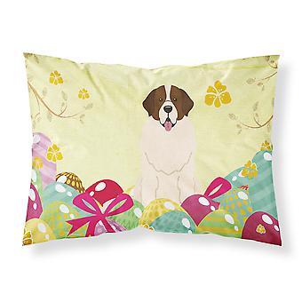 Easter Eggs Moscow Watchdog Fabric Standard Pillowcase