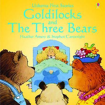 Goldilocks and the Three Bears 9780746058381 by Heather Amery & Stephen Cartwright