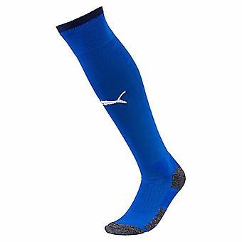 2018-2019 Italia hjem Puma fotball sokker (blå)