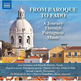 Bach*J.S. / Cantiga / Quintans - traditionelle Fado [CD] USA import