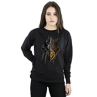 Marvel Women's Black Panther Vs Erik Killmonger Sweatshirt