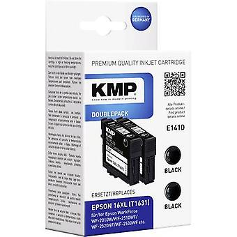 KMP Ink replaced Epson T1631, 16XL Compatible Dual