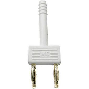 Fuse connector White Pin diameter: 2 mm Dot pitch: 10 mm Stäubli