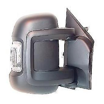 Right Mirror (electric heated 5W indicator) FIAT DUCATO Flatbed 2006-2017
