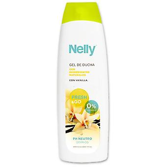 Nelly Vanilla body gel 600 ml (Hygiene and health , Shower and bath gel , Shower gels)