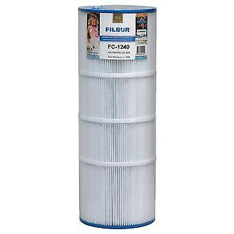 Filbur FC - 1240P 50 Sq. Ft. filterpatron (APC varumärke Mfg. av Filbur)