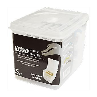 Kodo Luxury Kroc Clips x 25