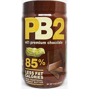 Bell Plantation Pb2 Powdered Peanut Butter With Chocolate 453 gr