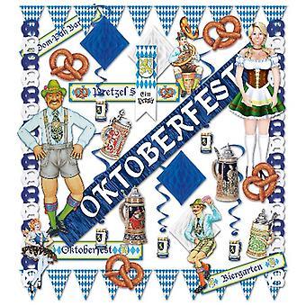 Oktoberfest Dekoration Pack - Standard