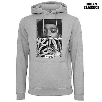 Urban classics Hoodie Wiz Khalifa half face