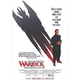 Warlock Movie Poster (11 x 17)