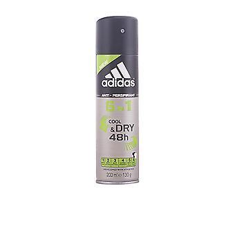 Adidas Cool & Dry 6 En 1 Deo Spray 200 Ml para las mujeres