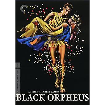 Import USA czarny Orfeusz [DVD]