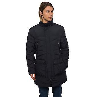 Down jacket grey Lusia Trussardi Collection Man