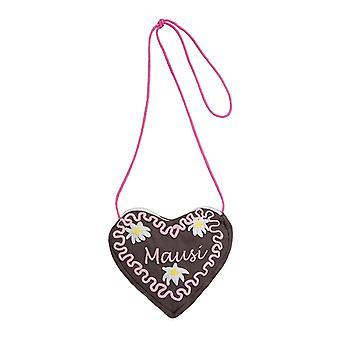 Bag gingerbread heart