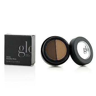 Glo Skin Beauty Brow Powder Duo - # Brown 1.1g/0.04oz