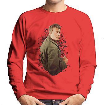 TV Times Oliver Reed 1971 Men's Sweatshirt