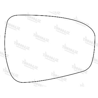 Right Driver Side Stick-On Mirror Glass for FORD MONDEO V Estate 2014-2017