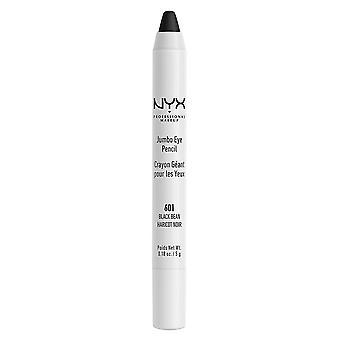 NYX Jumbo Eye Pencil Prof. MAKEUP Black Bean