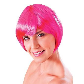 Película de coqueta, rosa neón