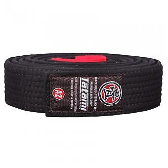 Tatami Fightwear BJJ Belt Black