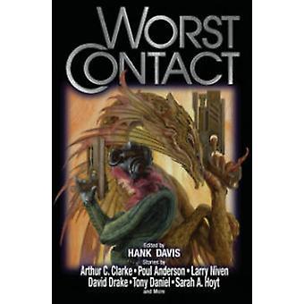 Worst Contact by Hank Davis - 9781476780986 Book