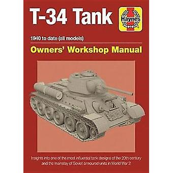 Soviet T-34 Tank - An insight into the design - construction and opera