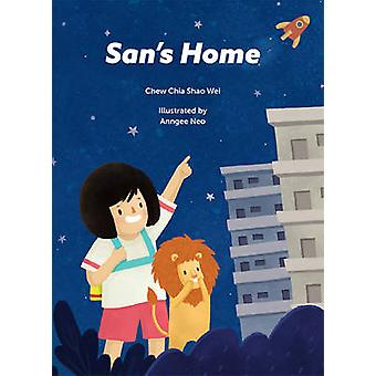 San's Home by Shao Wei Chew Chia - Ann Gee Neo - 9789814699419 Book