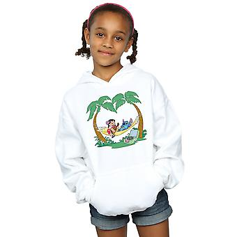 Disney Girls Lilo And Stitch Play Some Music Hoodie