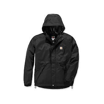 Carhartt men's rain jacket dry Harbor waterproof breathable
