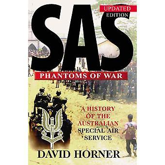 SAS - fantomer av kriget - en historia av den australiska sakkunniga luften Servic