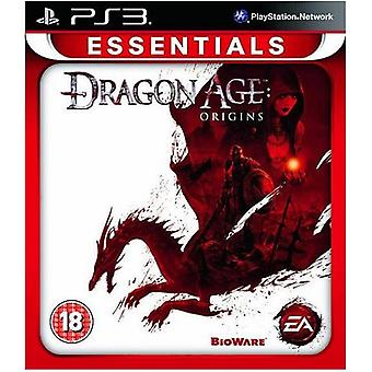 Dragon Age Origins [Essentials/Platinum] PS3 Game