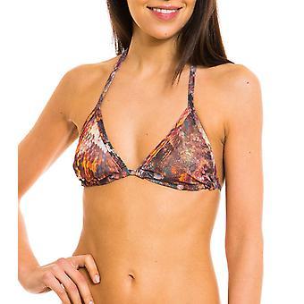 Kiniki Ramona Tan Through Bikini Top Womens Swimwear