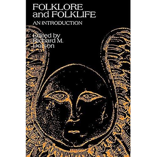Folklore and Folklife   An Introduction