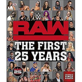 WWE RAW de första 25 åren