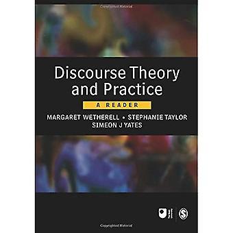 Diskurs teori og praksis: A Reader (publisert i samarbeid med The Open University)