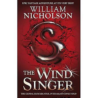 Le chanteur de vent (le vent sur la trilogie de feu)